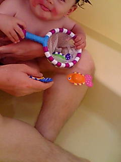 お風呂タイム
